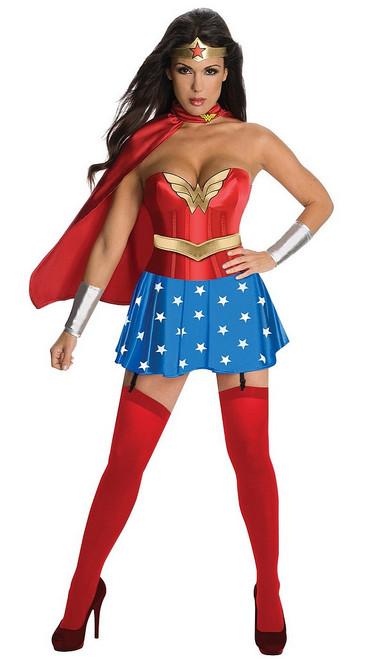 Corset de Wonder Woman Pour Femmes
