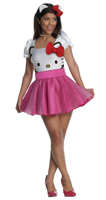 Robe Tutu de Hello Kitty