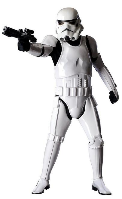Star Wars Stormtrooper Déguisement Édition Suprème