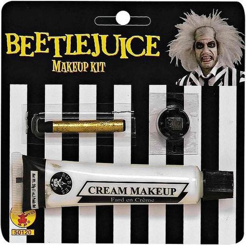 Beetlejuice maquillage kit