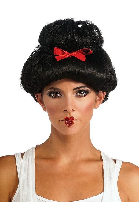Tatoo Scintillant de Lèvres de Geisha