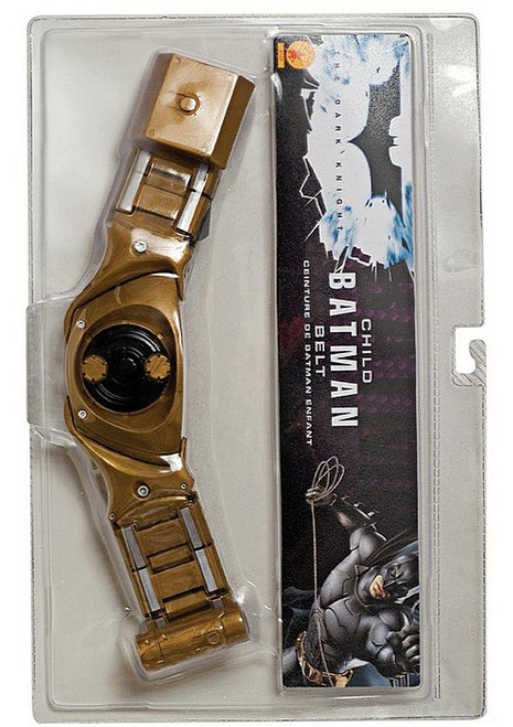 Batman adulte Ceinture Dark Knight