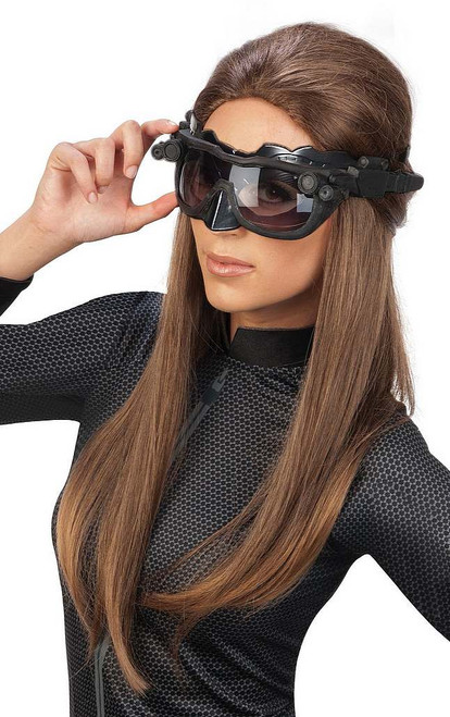 Deluxe Catwoman Coiffe Adult