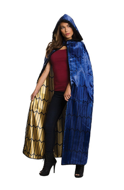 Cape Deluxe Costume Wonder Woman