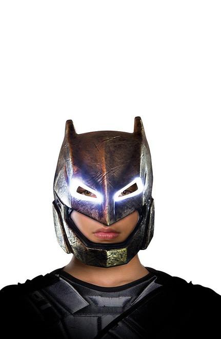 Masque de Batman sous armure pour Adulte