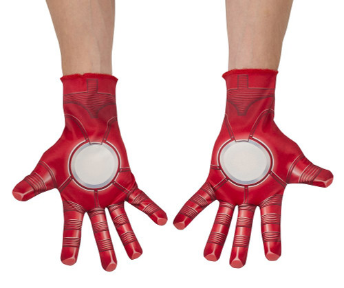 Gants Avengers Iron Man adulte