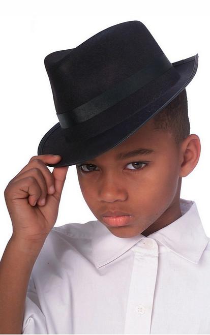 Enfant noir Fedora Hat