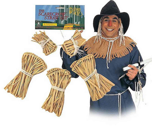 Assistant Oz Scarecrow Straw Kit