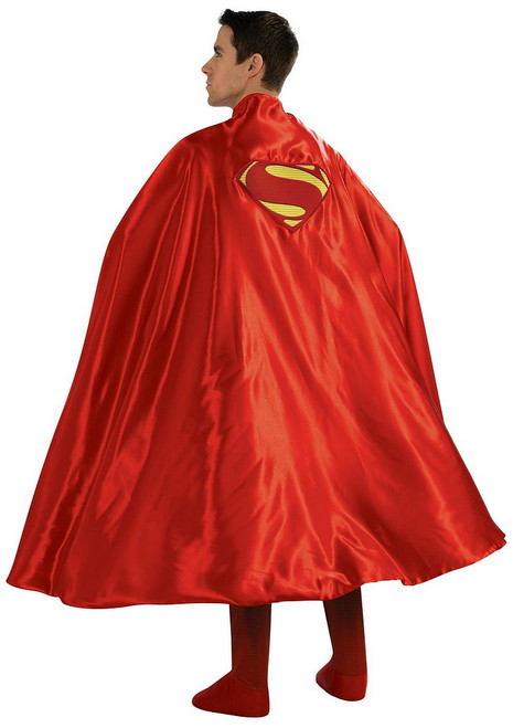 Costume de Superman de Luxe pour Adulte