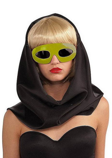 Lunette Verte Lady Gaga