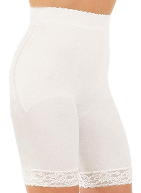 Salut-taille Vélo Shaper Blanc Régulier et Taille Plus