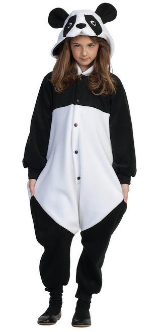 Paker le panda enfant