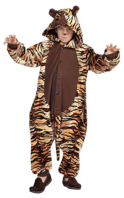Taylor le tigre enfant