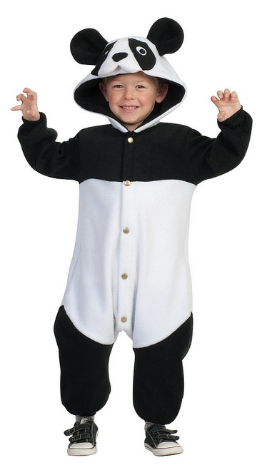 Parker le panda bébé
