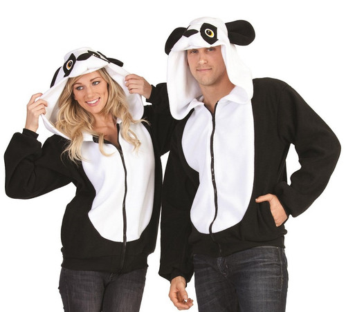 Pull Unisex de Parker le Panda pour Adulte