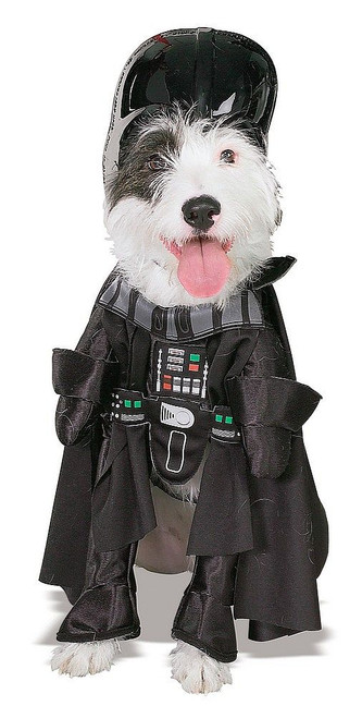Costume pour Animaux de Darth Vader