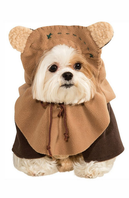 Costume Ewok de Star wars pour Animal