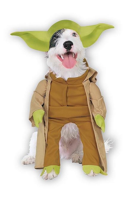 Costume pour Animaux de Yoda