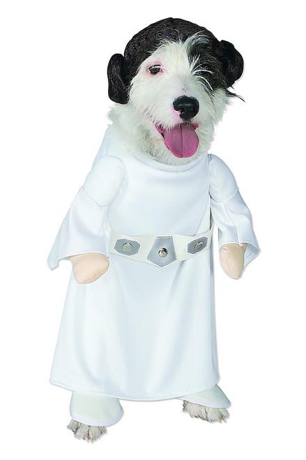 Costume pour Animaux de la Princess Leia
