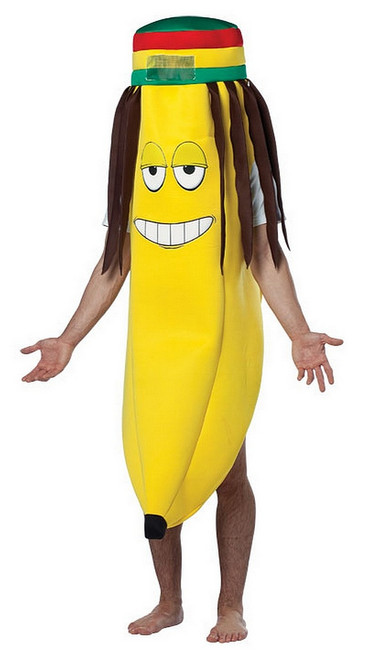 Costume du Rasta Banana Pour Adulte