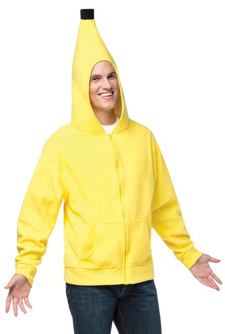 Pull Unisexe de Banane pour Adulte