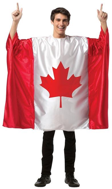 Tunique du Drapeau de Canada