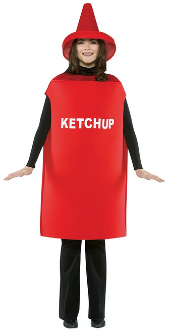 costume Ketchup adulte