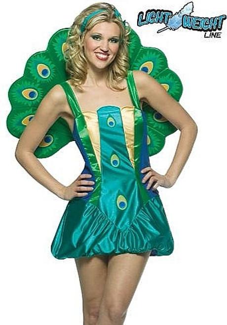 Costume de paon pour Adulte