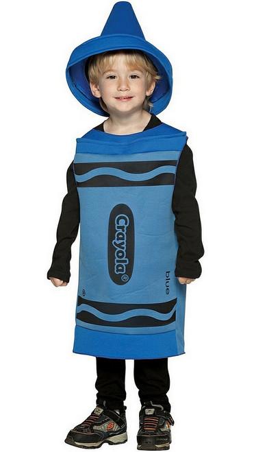 Costume du Crayola bleu pour Bambin