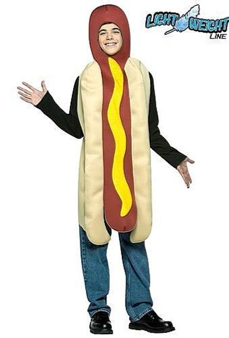 LW hot-dog adolescent verser