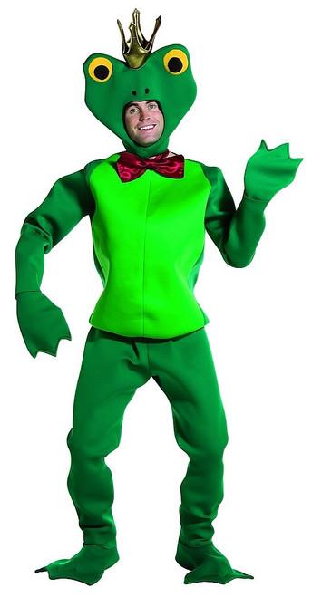 Costume du Prince Grenouille pour Adulte