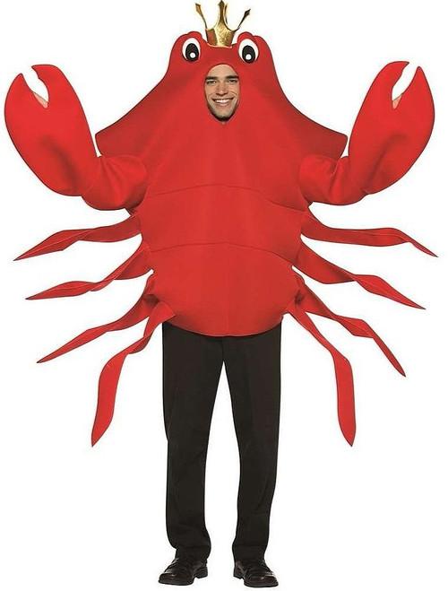 Costume du Roi des Crabes pour Adulte