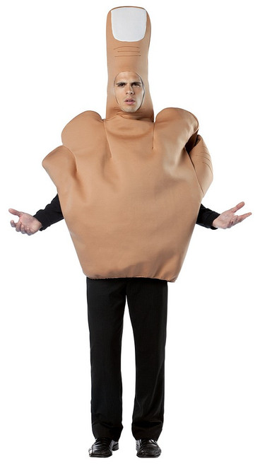 Costume de Doigt pour Adulte