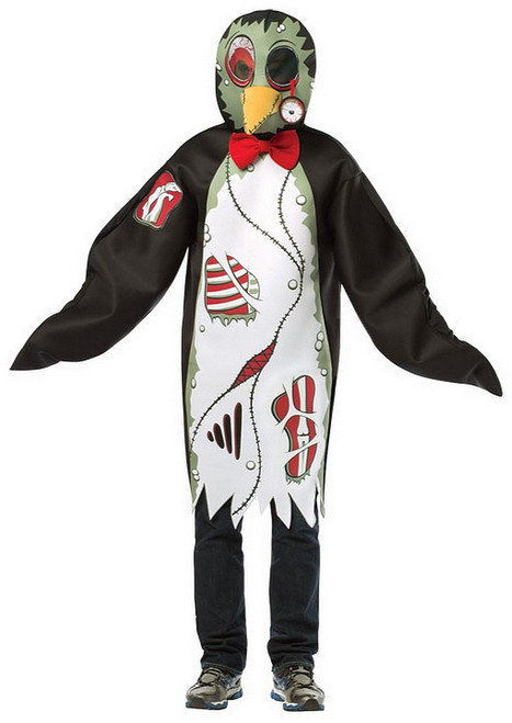 Costume du  Zombie Manchot pour Adulte