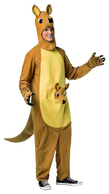 Costume du Kangourou pour Adulte