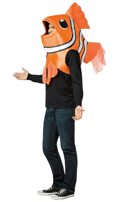 Costume du Poisson Clown pour Adulte