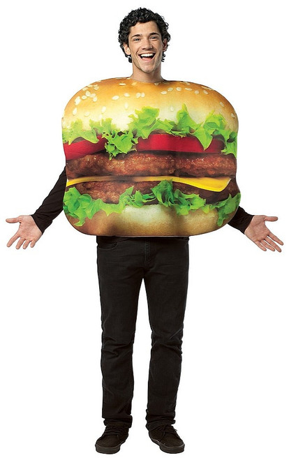 Costume Adultes Cheeseburger