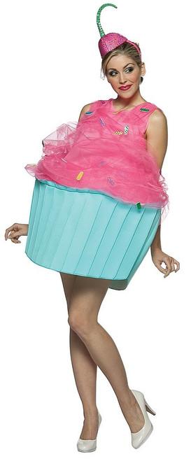 Déguisement de Cupcake pour Adulte