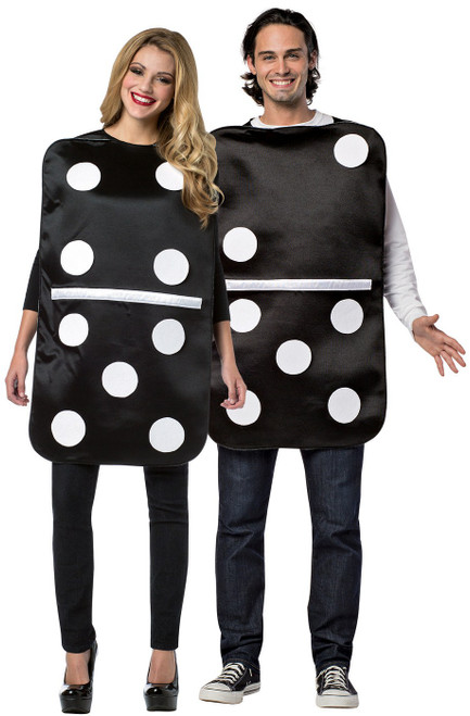 Costume des Dominos pour Adulte