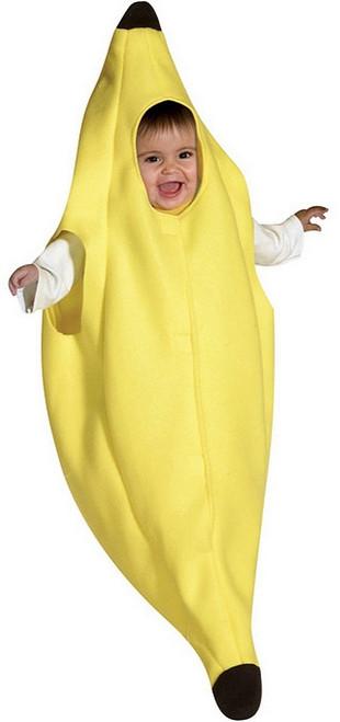 Costume de la Mini Banane pour Bébé