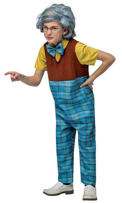 Costume du Grand-Père pour Enfant