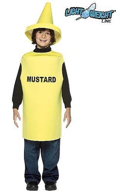 Costume de Moutarde pour Enfant