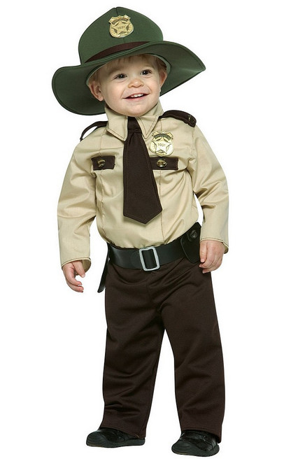 Costume de futur policier pour Bambin