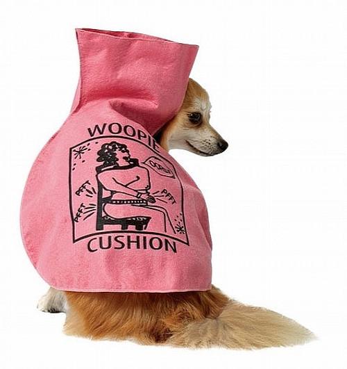 Coussin péteur Dog Costume