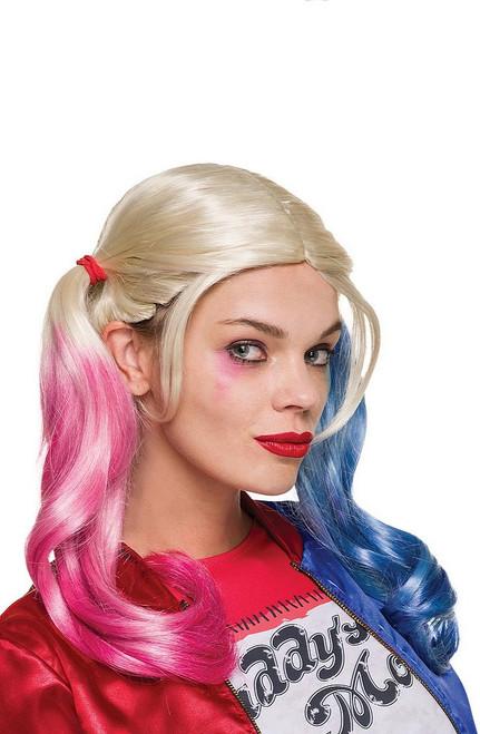 Squad Suicide Harley Quinn perruque