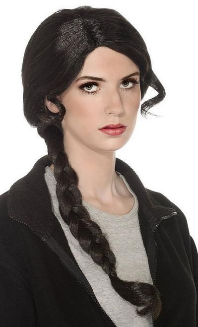 Hunger Games Katniss perruque