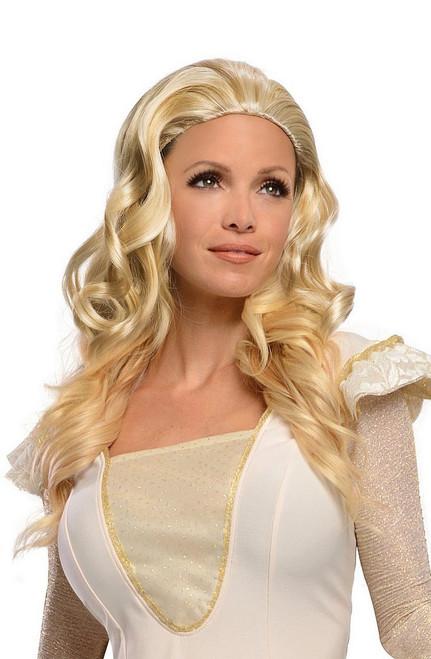 Magicien d'Oz Glinda perruque