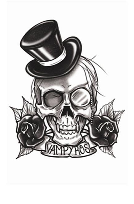 Transfert Vampyros Tattoo