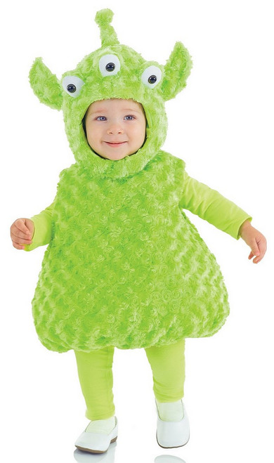Costume d'extraterrestre pour Bambin