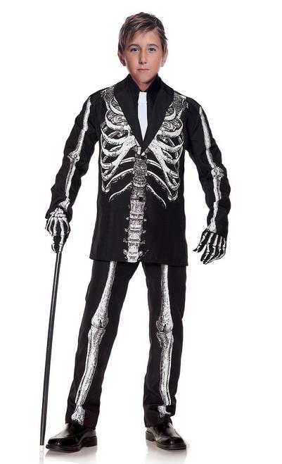 Costume Combinaison Squelette pour garçon